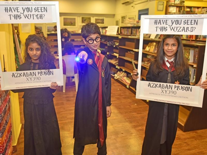 Harry Potter and the Cursed Child is a story of unlikely friends, of the vulnerability of relationships. (Vidya Subramanian/HT Photo)