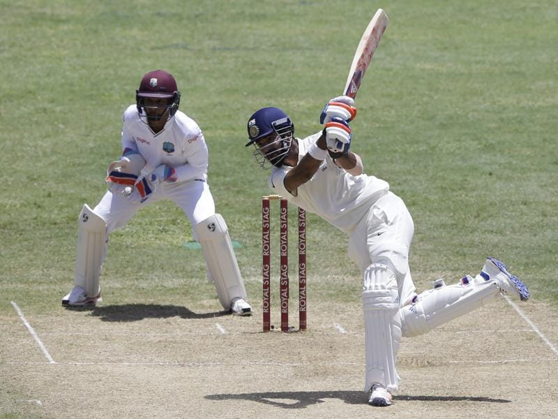 Rahul hit 14 boundaries and three sixes in his innings paced at a strike rate of 52.15. (AP)