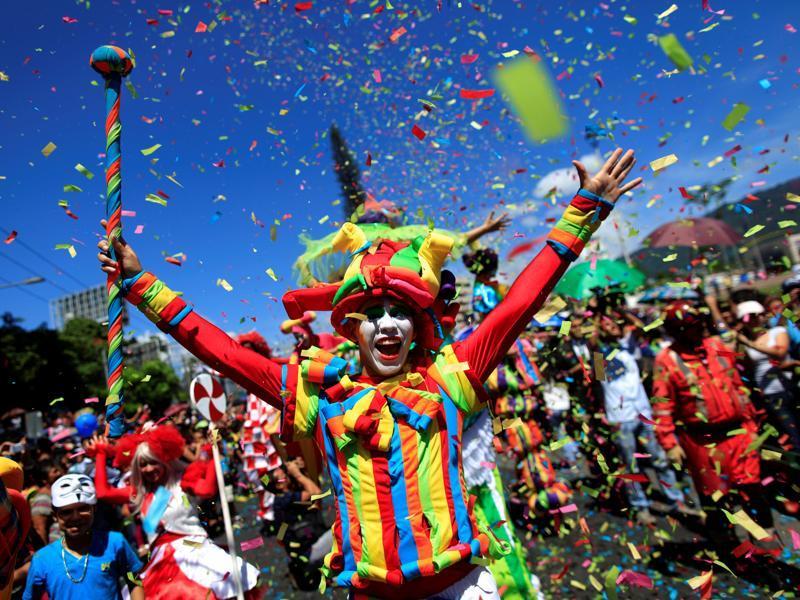 San Salvador celebrates to honour the divine saviour of ...