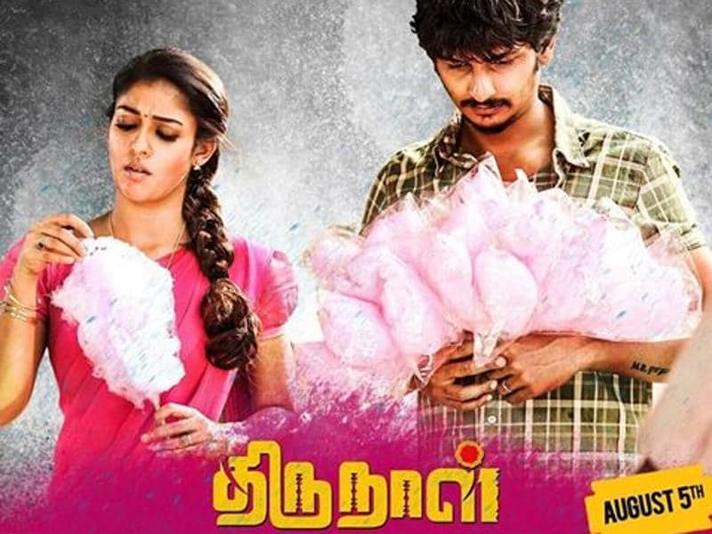 Thirunaal, a Tamil action film, stars Jiiva and Nayantara in lead roles. (Thirunaalofficial/Facebook)