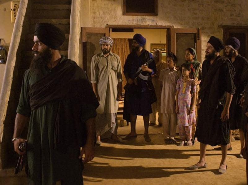Chauthi Koot (The Fourth Direction) is a Punjabi film set during the times of Sikh separatist movement. (Chauthikoot/Facebook)