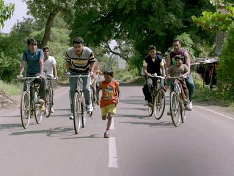 Budhia Singh - Born To Run is a sports film on the child prodigy, Budhia Singh, who ran many marathons as a five-year old. The film stars Manoj Bajpai as the coach and Mayur Patole in the title role. (BudhiaBornToRun/Facebook)