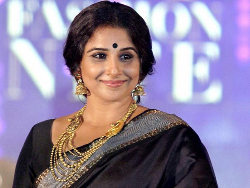 Vidya Balan walks the ramp during a fashion show in Mumbai in August 5, 2016. (PTI)