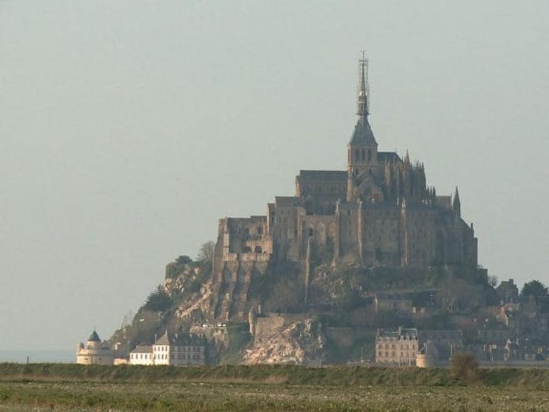 This UNESCO World Heritage site and this marvel of the western world attracts some 2.5 million visitors every year. It is the only site on our list that is not 100% natural, but nature makes it a must-see destination as when the tide comes in, it temporarily makes Mont-Saint-Michel an island.  (iStockphoto)