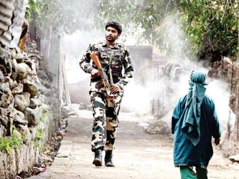 Vikram Prabhu's Tamil film Wagah will try to hold its fort against big Bollywood releases this week. (YouTube)