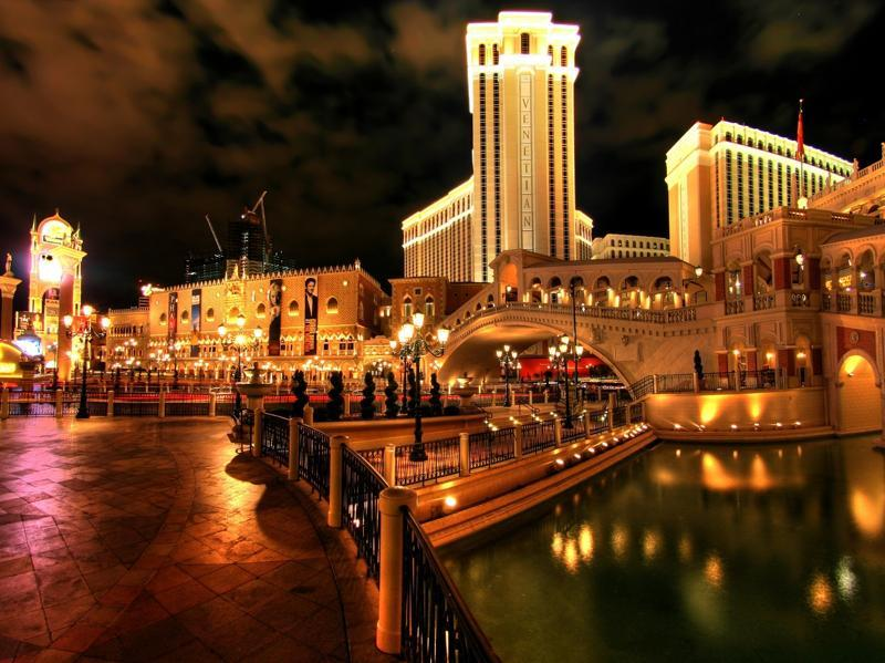 Venetian Resort Hotel and Casino, Las Vegas, US: Set on the Las Vegas Strip, this lavish, Italian-themed, all-suite casino hotel is 1.5 miles from the Las Vegas Convention Center.  (Instagram)