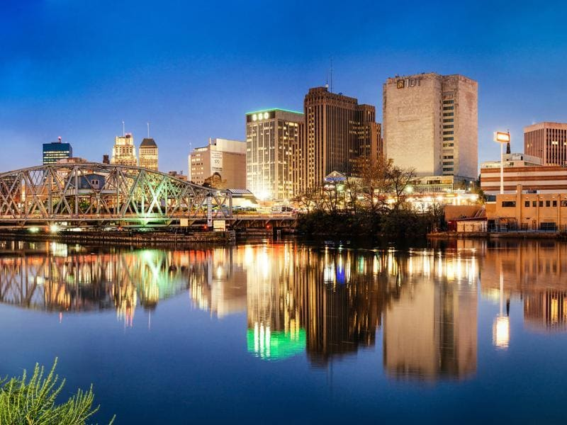 Newark, New Jersey: Poor Newark. The least-friendly city in the US ...