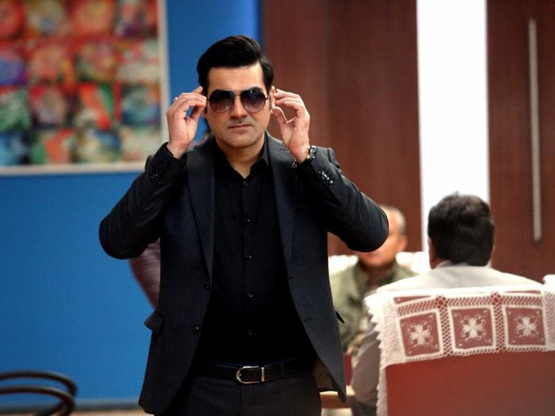 Arbaaz Khan will be seen in a negative role in Yea Toh Two Much Ho Gayaa. (IANS)