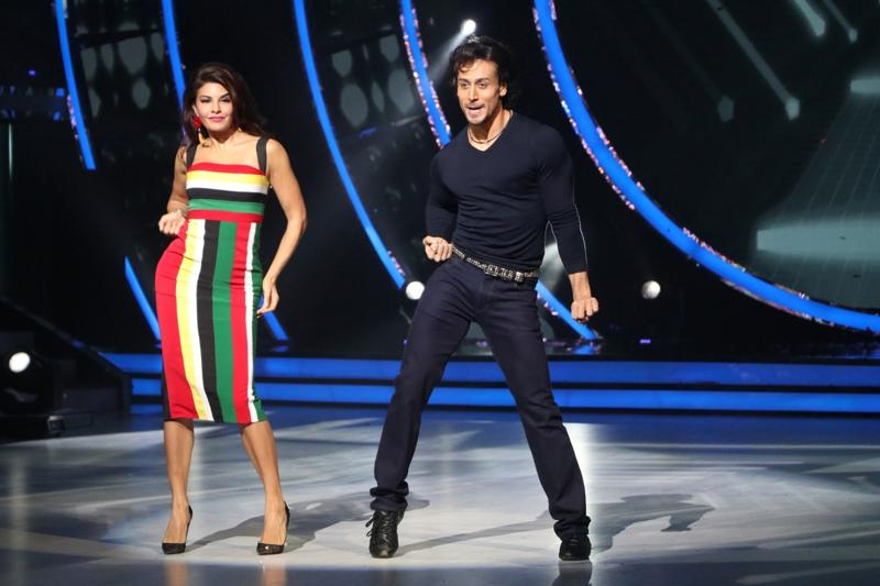 Before coming on Jhalak Dikhhla Jaa, Tiger Shroff was seen promoting his flick on Remo D'Souza's Dance +2. (IANS)