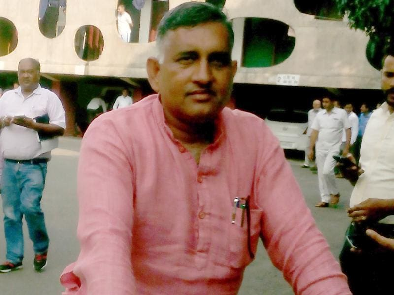 moudgil august bicycle haryana chandigarh rajesh assembly 1fcb684c 6dab 11e6 afc2 14e084056c80.