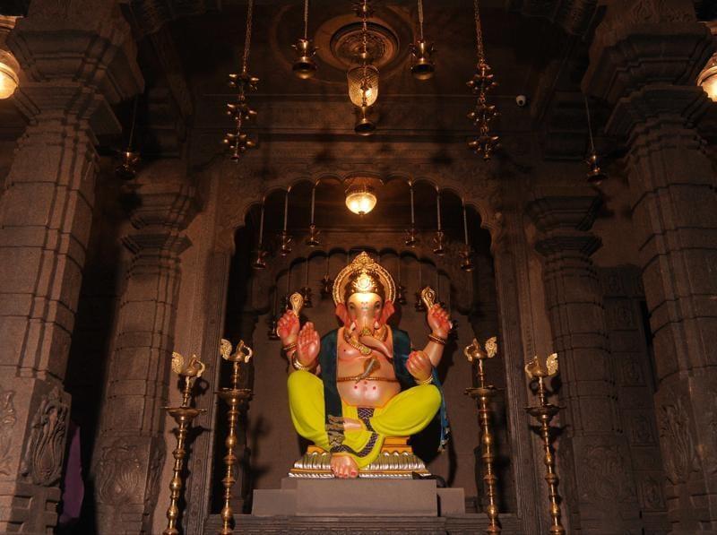 Festive Fervour Its Bappa Time In Mumbai Mumbai News Photos Hindustan Times