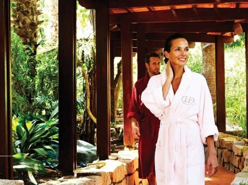Italy's Forte Village Resort picked up the award for being the best wellness retreat 2016.