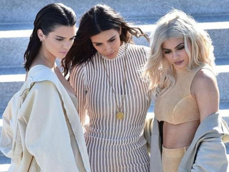 Kanye West's latest collection appropriately titled Yeezy Season 4 was the talk of the town after the rapper's family stepped out to show off their own distinctive looks for the event.