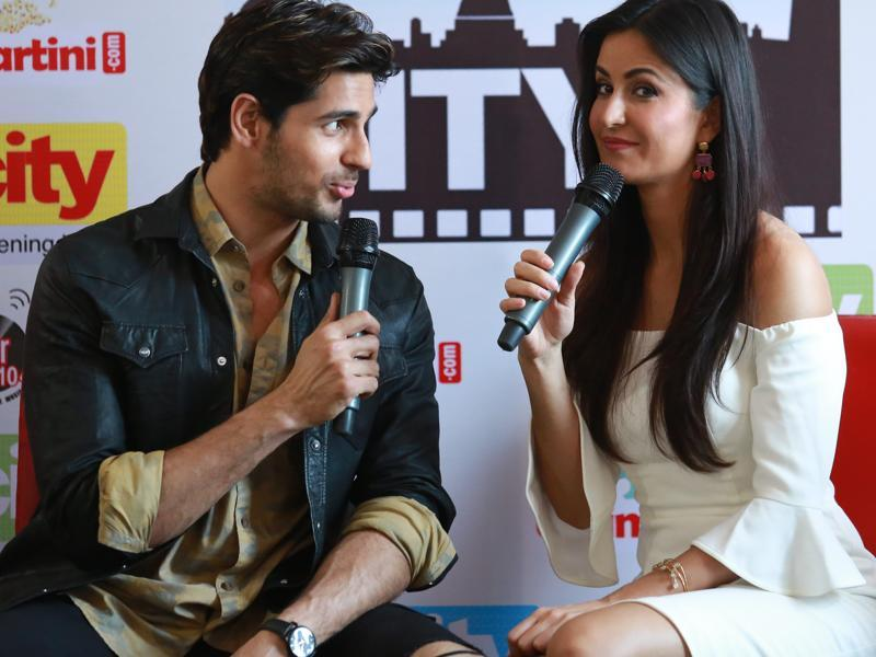 The songs of Baar Baar Dekho are already chartbusters, and it's likely to receive a decent opening at the box office. (AMAL KS /Ht photo)