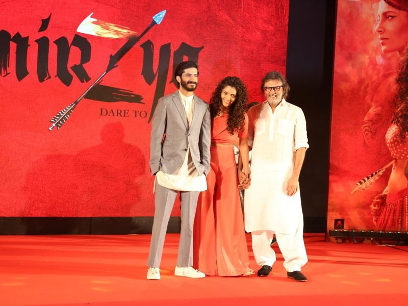 Mirzya is based on a folklore. (IANS Photo)
