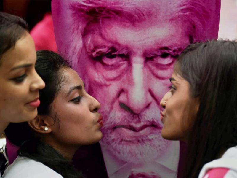 Amitabh Bachchan's Pink has been appreciated by the critics. The film is also minting money at the box office. (PTI Photo)