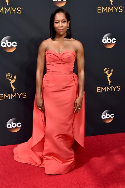 Regina King during the 68th Annual Primetime Emmy Awards. (AFP)
