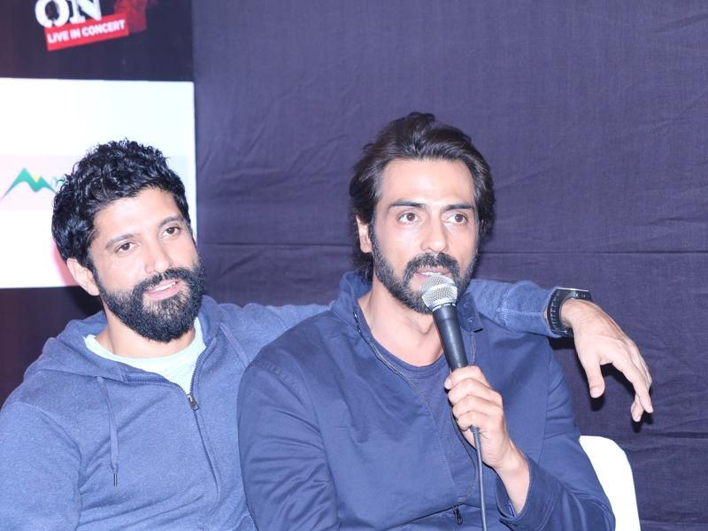 Arjun Rampal got a National Award for his acting in Rock On. (Photo: IANS)