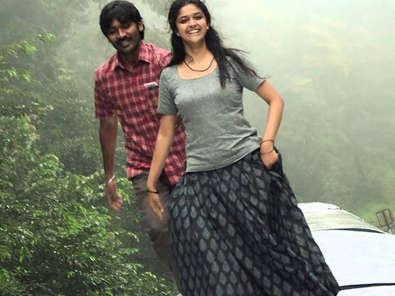 Dhanush will also flex his muscles at the Tamil box office with Thodari. (YouTube)