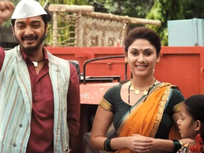 Shreyas Talpade and Manjari Fadnis will feature in Ajit Sinha's Wah Taj. It's a comedy film about a Marathi man claiming the ownership of the Taj Mahal. (YouTube)