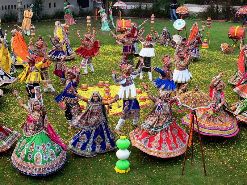 How many Garba songs can you think of on your finger tips? No googling allowed. (PTI)