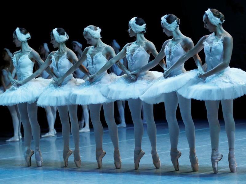 One of the most popular ballets, Swan Lake was composed in 1875–76 by Pyotr Ilyich Tchaikovsky, a celebrated Russian composer of the late-Romantic period. (Reuters)