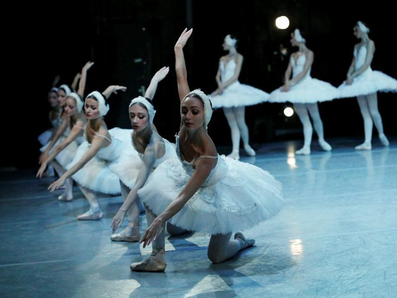 Although Swan Lake is performed in various ways, most ballet troupes base their acts on the 1895 revival of Marius Petipa and Lev Ivanov, which was first staged at the Mariinsky Theatre in St. Petersburgon on January 15, 1895, for the Imperial Ballet.  (Reuters)
