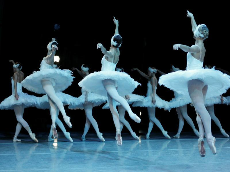 The original production was choreographed by Václav Reisinger, who was also known as Julius Reisinger.  (Reuters)