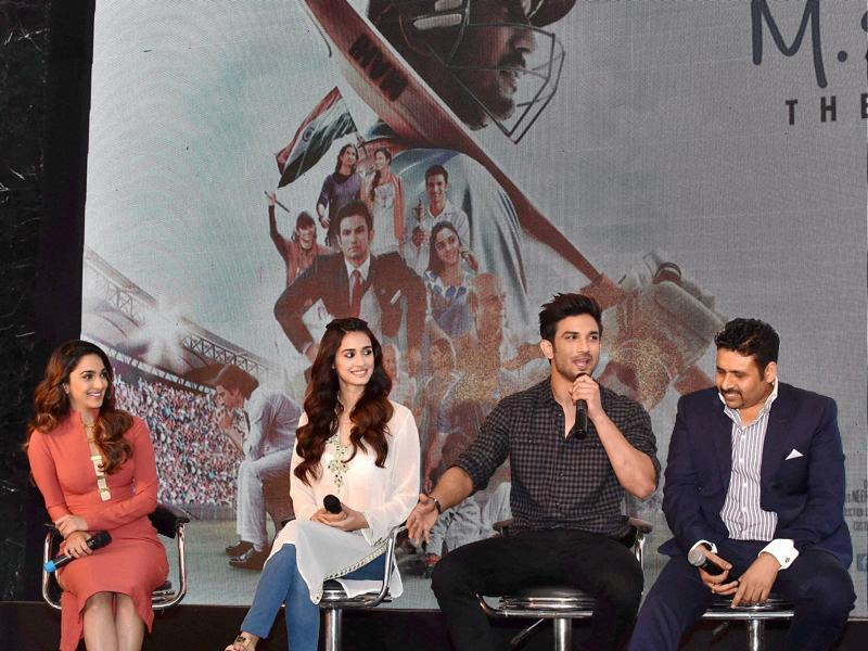 The makesr of the film are hopeful about the film's good show at the box office when it releases on September 30, 2016. (PTI Photo)
