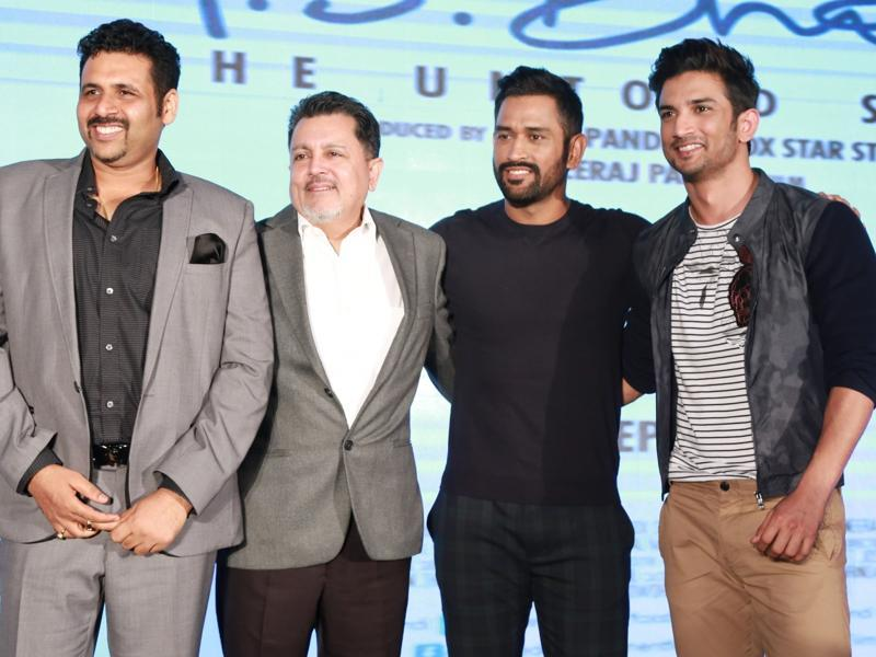 MS Dhoni: The Untold Story is going to be one of the biggest Bollywood releases this year. (IANS Photo)