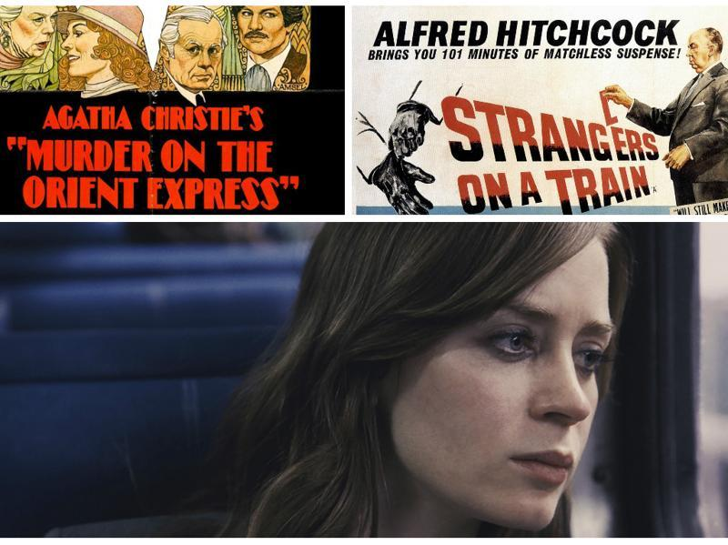Can The Girl on the Train live up to the high standard set by these great thrillers set on trains?