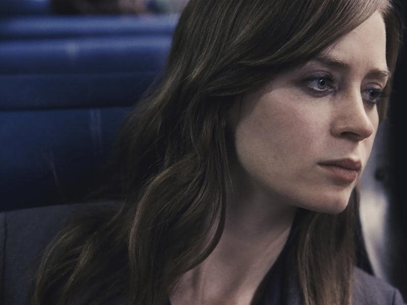 The Girl on the Train (2016) - A divorcee becomes entangled in a missing persons investigation that promises to send shockwaves throughout her life. (AP)