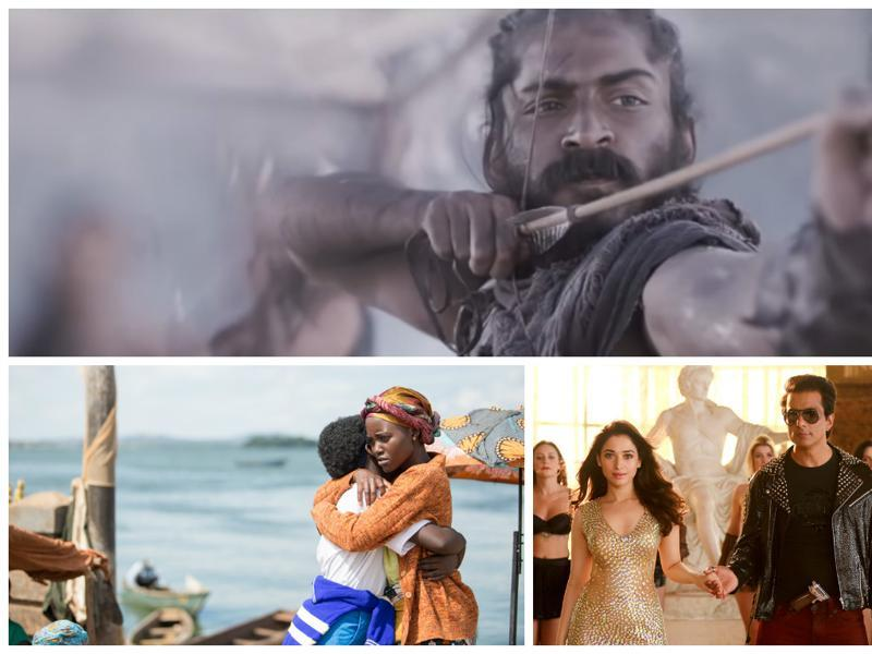 Mirzya and Tutak Tutak Tutiya in Hindi, Queen of Katwe, Miss Peregrine's Home for Peculiar Children, The Siege of Jadotville and 13th in English, and Remo in Tamil. Which one are you the most excited for?