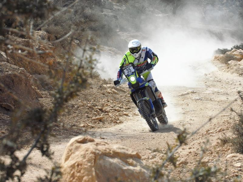 KP Aravind, riding for Sherco-TVS rally team, was making his FIM Cross Country Rally World Championship debut at the OiLibya Rally Morocco . The former Raid de Himalaya champion consistently finished within the top-30 in all the five legs of the October 3-5 rally, completing it in 26th position on Friday. Aravind now has his eyes set on the Dakar Rally next year, and plans to make a memorable debut at the famed event in South America.  (Sherco-TVS rally)