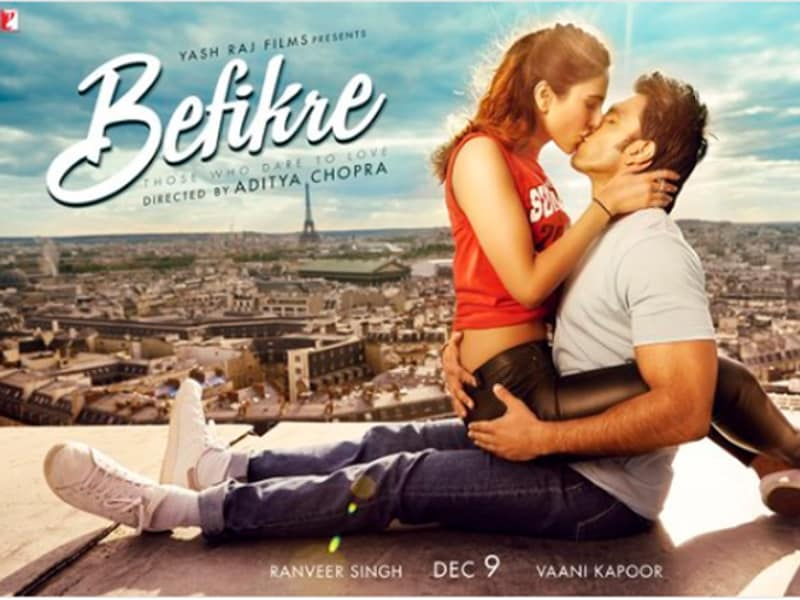 Ranveer and Vaani are ruling internet with their hot pictures from Befikre.