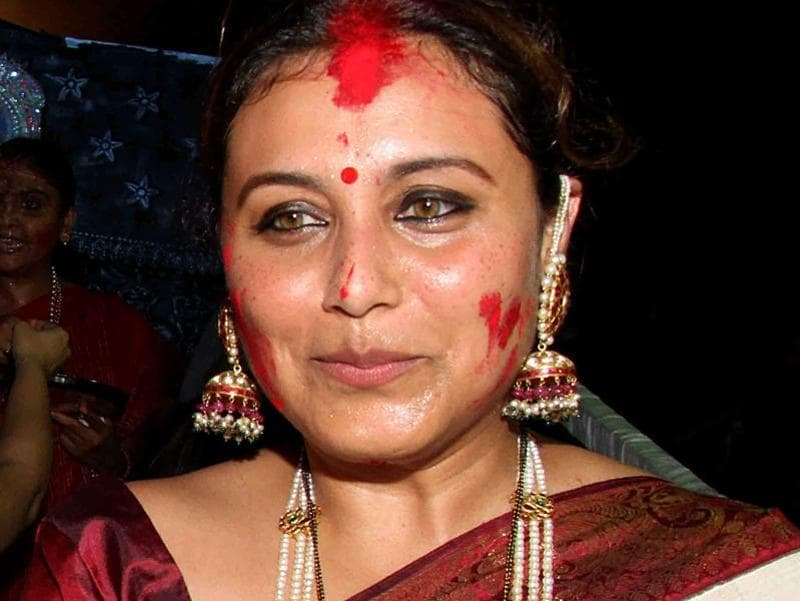 It's believed that Rani is actively involved with Yash Raj Films' upcoming productions. (AFP Photo)