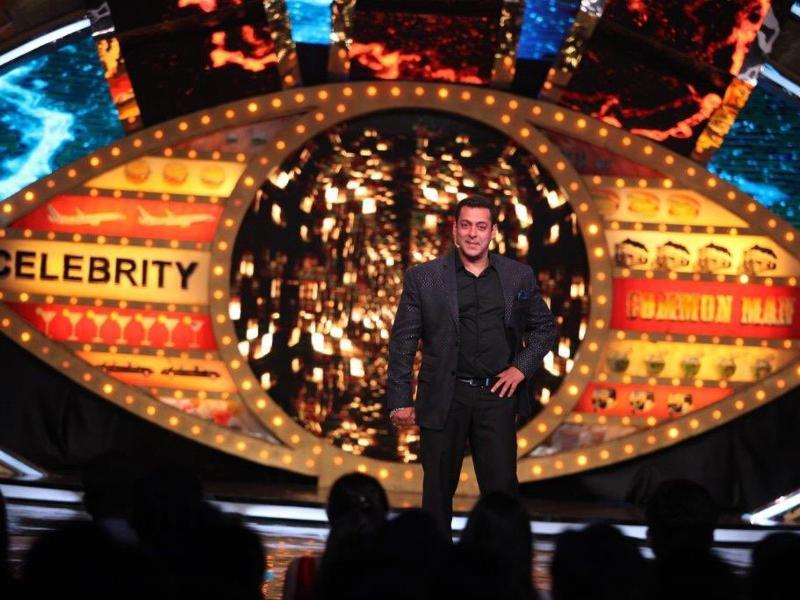 Salman Khan is back with Bigg Boss 10. (COLORS)