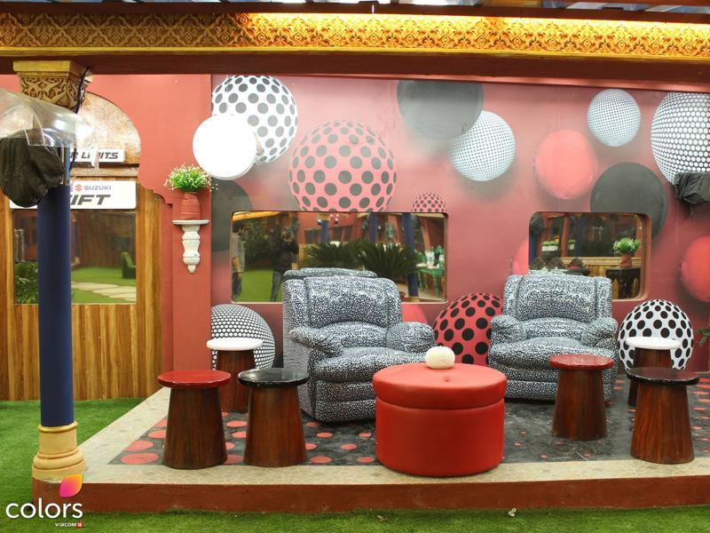 Filmmaker Oomung Kumar, of Sarbjit and Mary Kom fame, has designed the Bigg Boss 10 house. (COLORS)