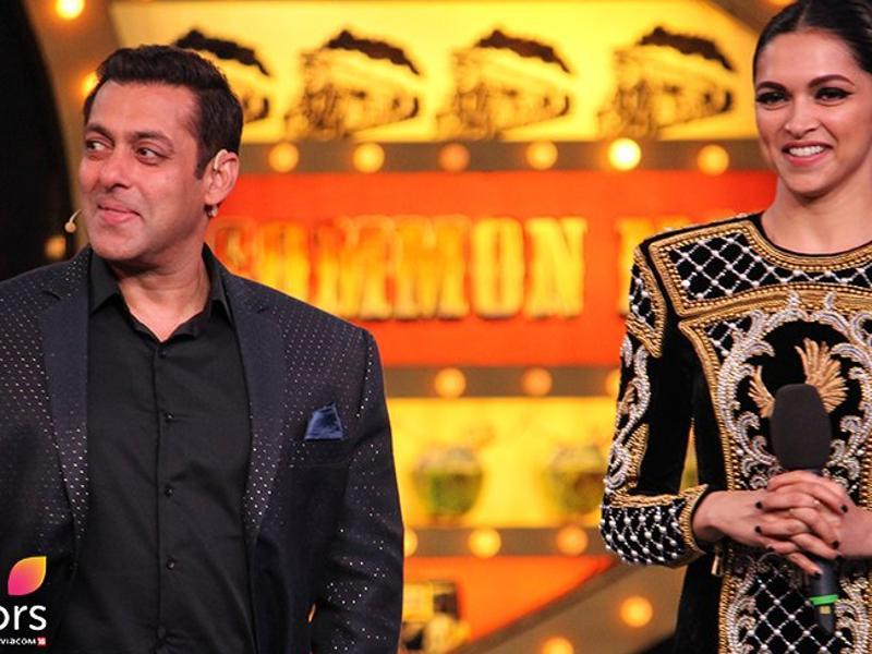 It will be a grand Sunday evening  - Salman Khan and Deepika Padukone come together to launch the first trailer of xXx and Bigg Boss 10. While xXx marks Deepika's Hollywood debut, Bigg Boss is Salman's hit show that enters the tenth season this year. (colors)