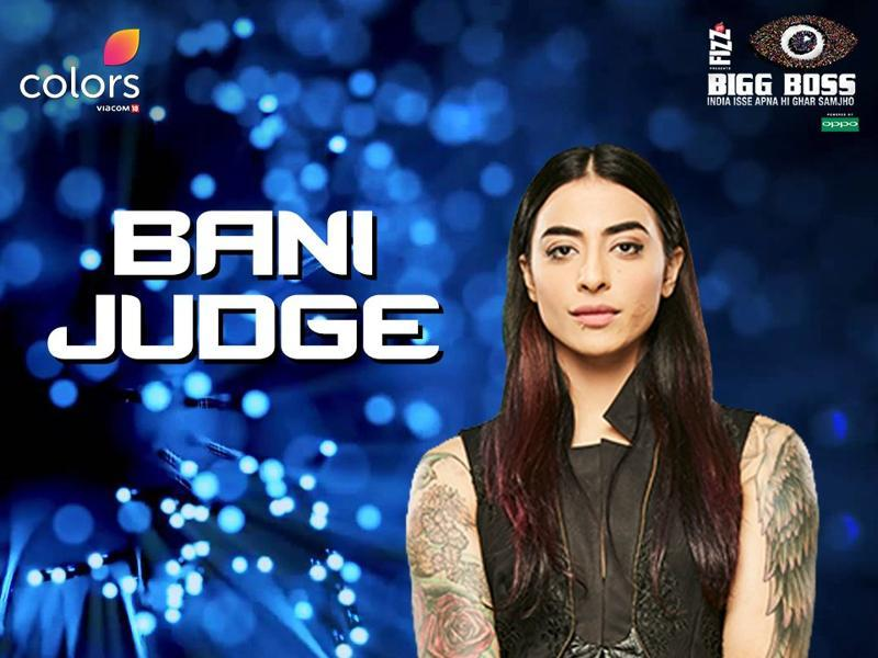 Bani Judge, better known as VJ Bani, is one of the celebrity contestants in Bigg Boss 10.