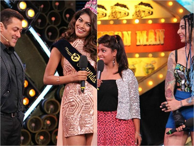 Salman Khan invited all the 15 contestants - including common people and celebrities - to get locked inside Bigg Boss 10 house. The tenth season of the show kickstarted Sunday evening. Browse through and meet all the 15 contestants.