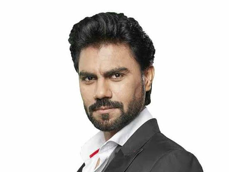 TV actor Gaurav Chopra is also nominated for evictions this week. (COLORS)