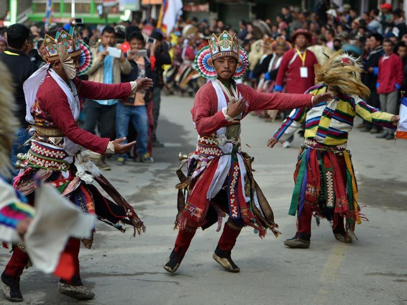 The festival will include Buddhist religious functions, traditional monastic dances, indigenous games and sports, exhibition of handloom and handicrafts, film and documentaries, traditional fashion parade, food festival and flower show, live shows and other cultural programmes. (AFP)
