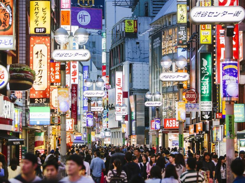 In a survey done by CN Traveler magazine, readers picked their favourite cities from across the world. Topping the list is a bustling, Asian metropolis that offers a dynamic mix of neon-lit skyscrapers and temples -- Tokyo. Here's a look at the other cities in the list. (Visualspace/iStock)