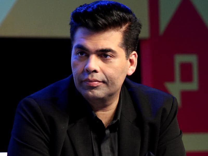 Will Karan Johar's film hit the bull's eye at the box office? (AFP Photo)