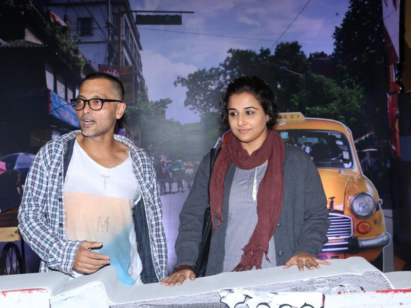 Sujoy Ghosh and Vidya Balan's 2012 film Kahaani was a super-success at the box office. (IANS Photo)