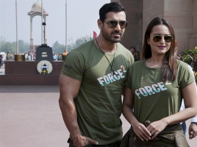 Abhinay Deo is the director of Force 2. (PTI Photo)