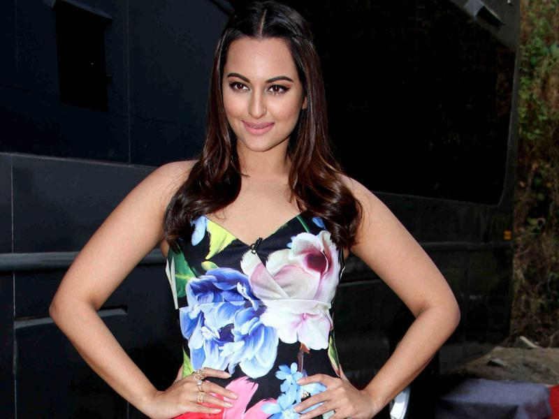 Sonakshi is playing a RAW agent in Force 2. (AFP Photo)
