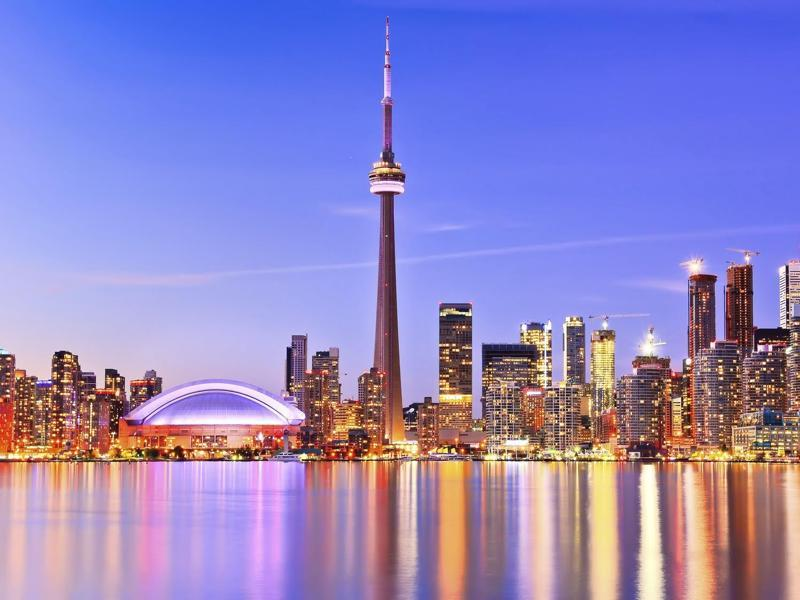 Toronto is a prominent centre for the entertainment industry with a lot of music, theatre, motion picture and television productions taking place here.