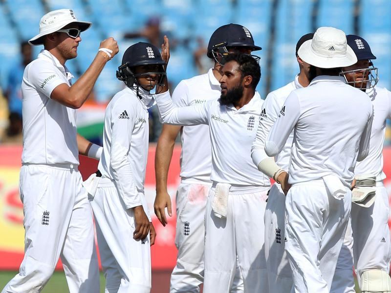 However, just before tea, Adil Rashid struck twice to remove Vijay and Pujara to give England some hope. (BCCI)